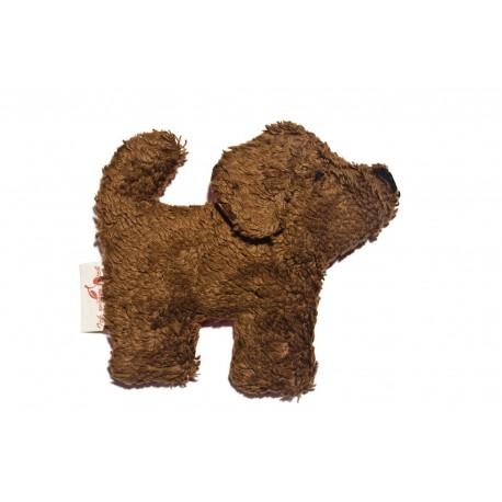Säugling - Hund Kara 14x13 cm Rapsfüllung